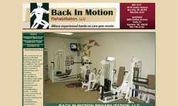 Back in Motion Rehabilitation