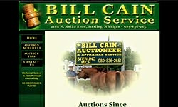 Bill Cain Auction Service