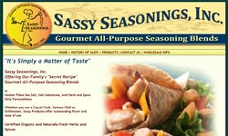 Sassy Seasonings