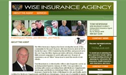 Tom Newsham - Wise Insurance Agency